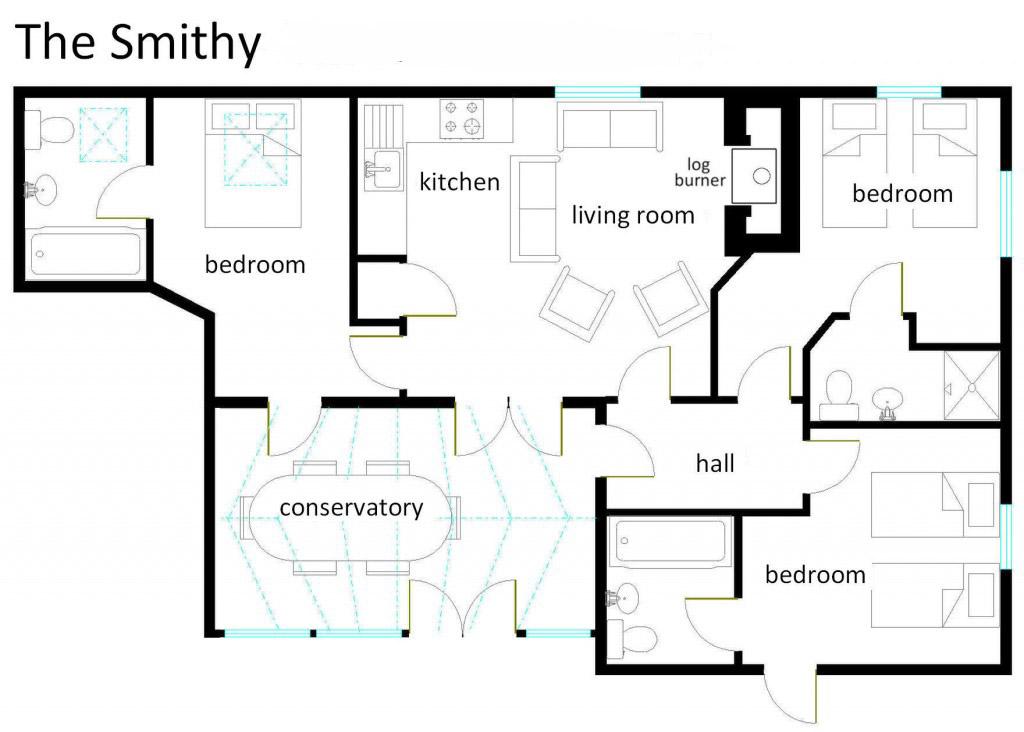 Smithy Floor Plan